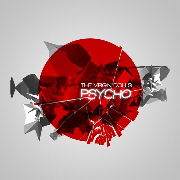 The Virgin Dolls - Psycho (CD-uitgave)
